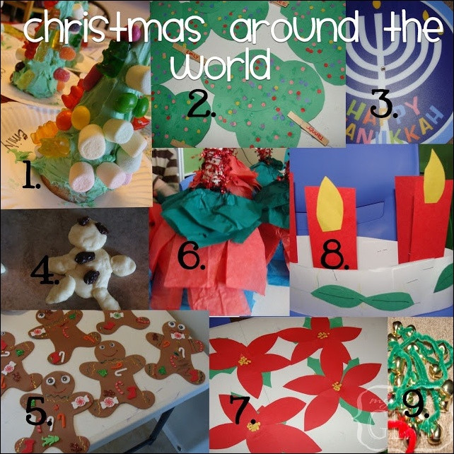 Best ideas about Around The World Crafts For Kids . Save or Pin christmas around the world crafts for kids ViraLinspirationS Now.