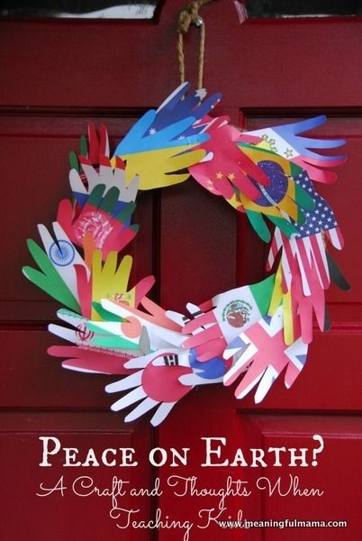 Best ideas about Around The World Crafts For Kids . Save or Pin Art And Craft World Now.