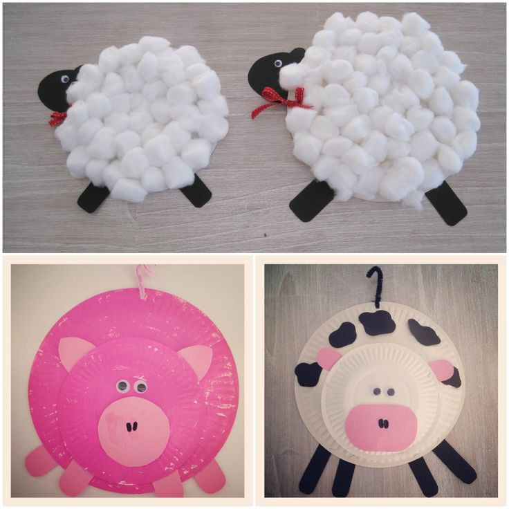 Best ideas about Art And Craft Activities For Preschoolers . Save or Pin preschool farm animal art Now.