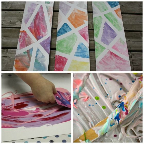 Best ideas about Art And Craft Activities For Preschoolers . Save or Pin 25 Awesome Art Projects for Toddlers and Preschoolers Now.