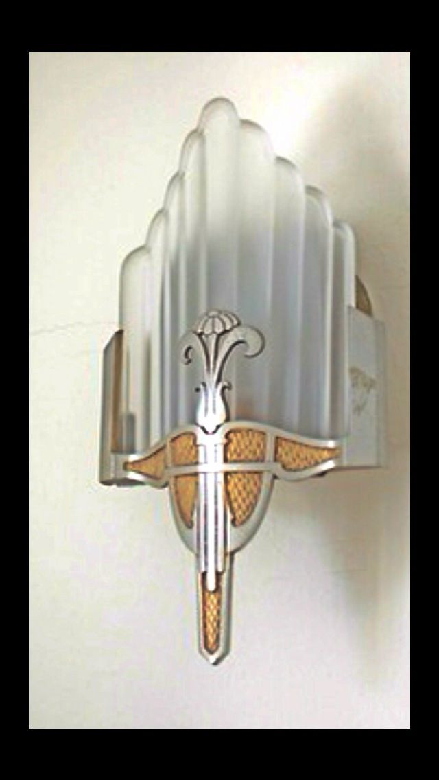Best ideas about Art Deco Wall Art . Save or Pin Art Deco Wall light Master bedroom Pinterest Now.