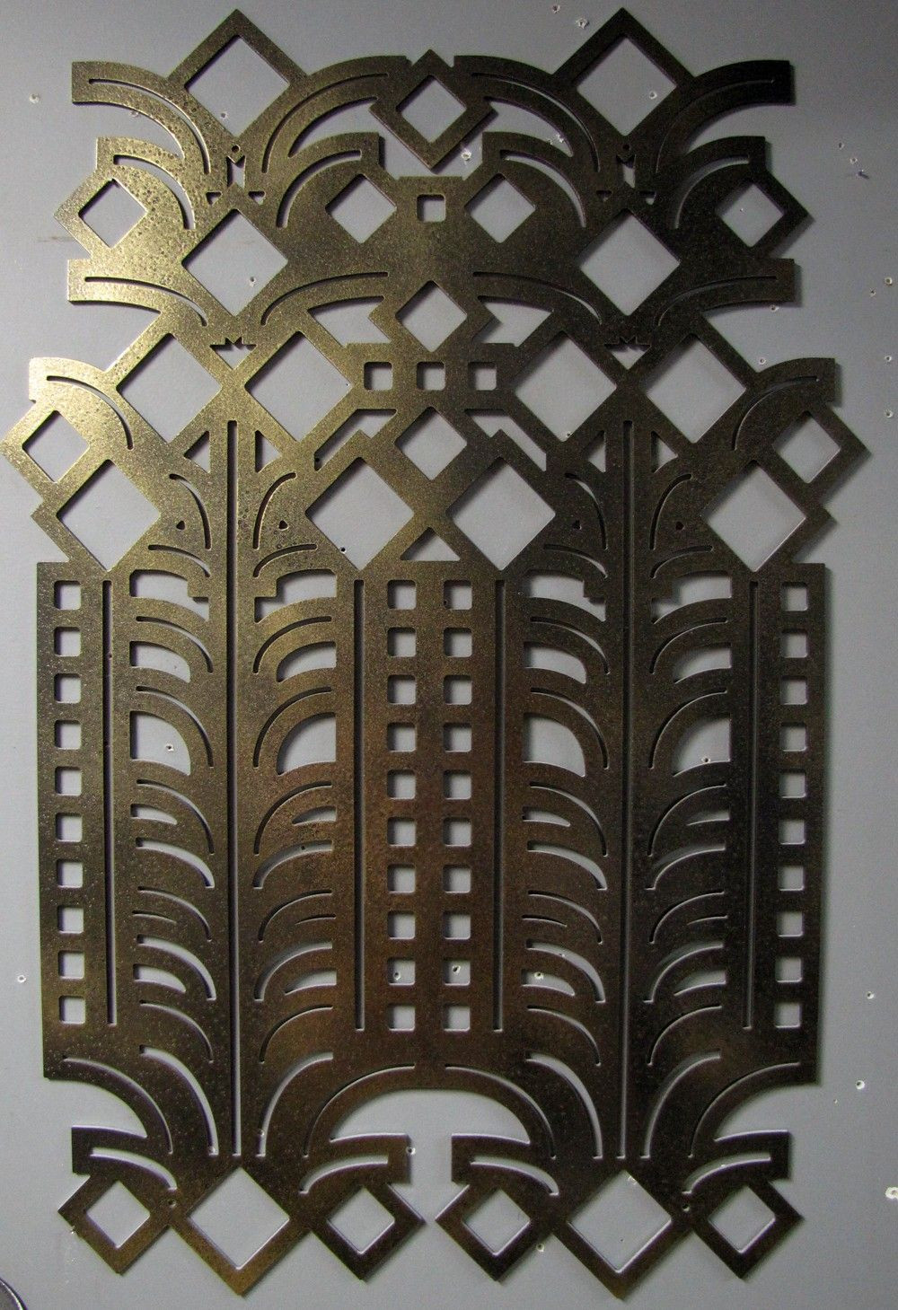 Best ideas about Art Deco Wall Art . Save or Pin deco metal wall art Research for possible future project Now.