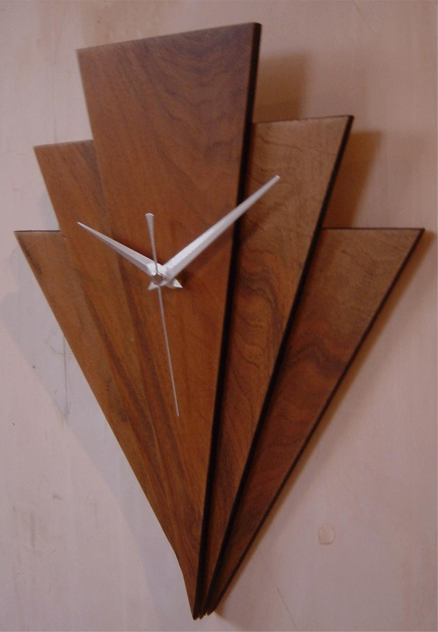 Best ideas about Art Deco Wall Art . Save or Pin 20 Best Ideas Art Deco Wall Clocks Now.