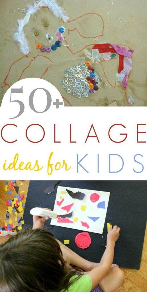 Best ideas about Art Ideas For Kids . Save or Pin 50 Collage Art Ideas for Kids The Artful Parent Now.