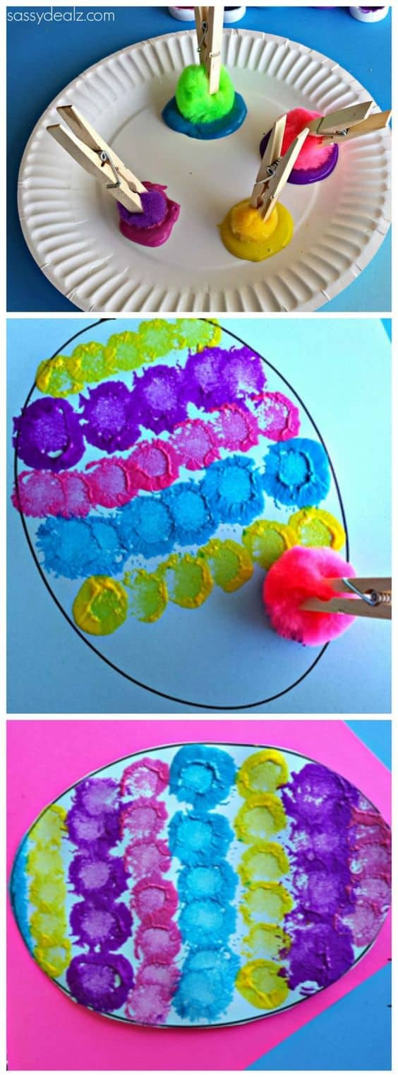Best ideas about Art Ideas For Kids . Save or Pin 19 Fun And Easy Painting Ideas For Kids Now.