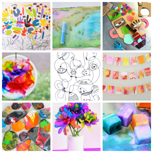 Best ideas about Art Projects For Little Kids . Save or Pin HANDMAKERY Workshops munity Happenings Now.