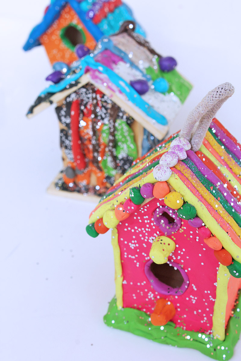 Best ideas about Art Projects For Little Kids . Save or Pin Art Projects for Kids Clay Houses Babble Dabble Do Now.