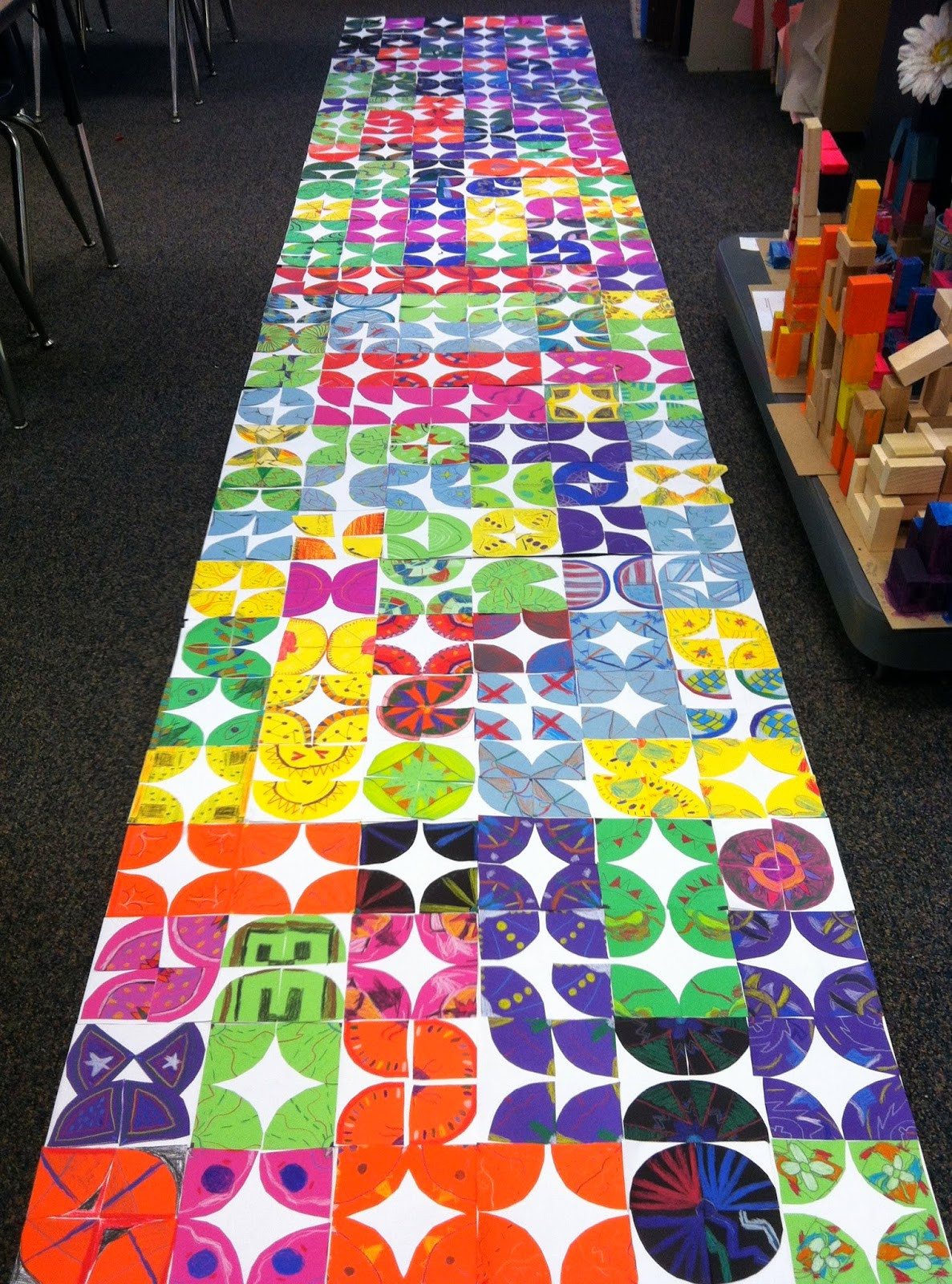 Best ideas about Art Projects For Little Kids . Save or Pin shine brite zamorano we ll keep on biggering and biggering Now.