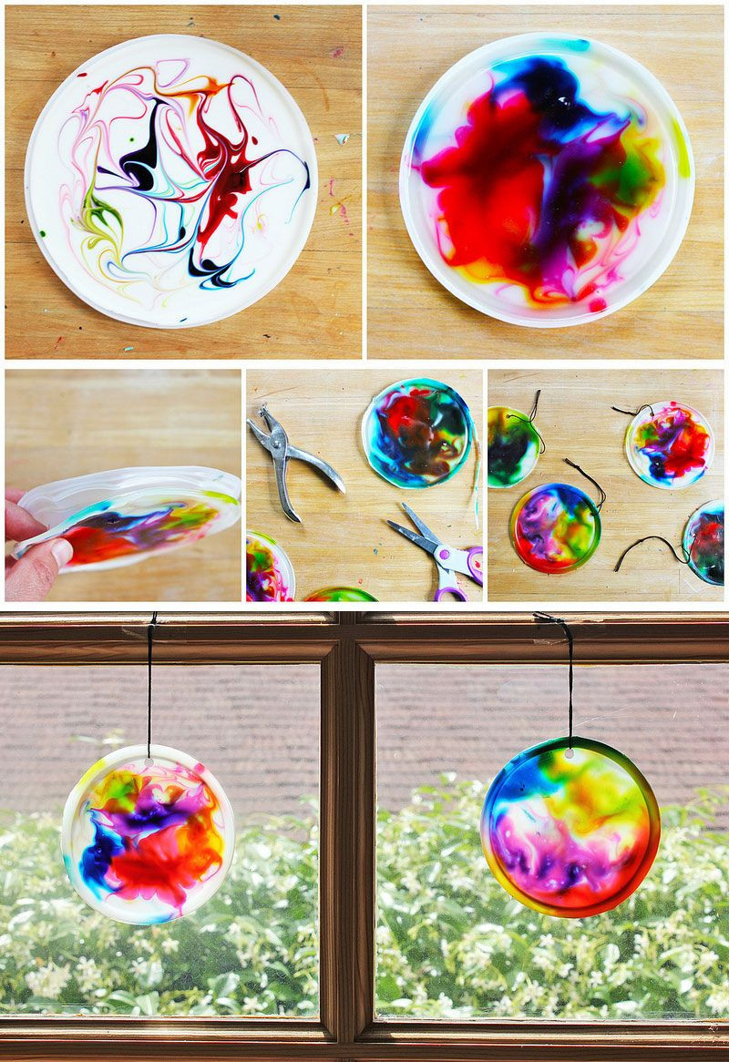 Best ideas about Arts And Crafts For Kids Ideas . Save or Pin Best 25 Kids suncatcher craft ideas on Pinterest Now.