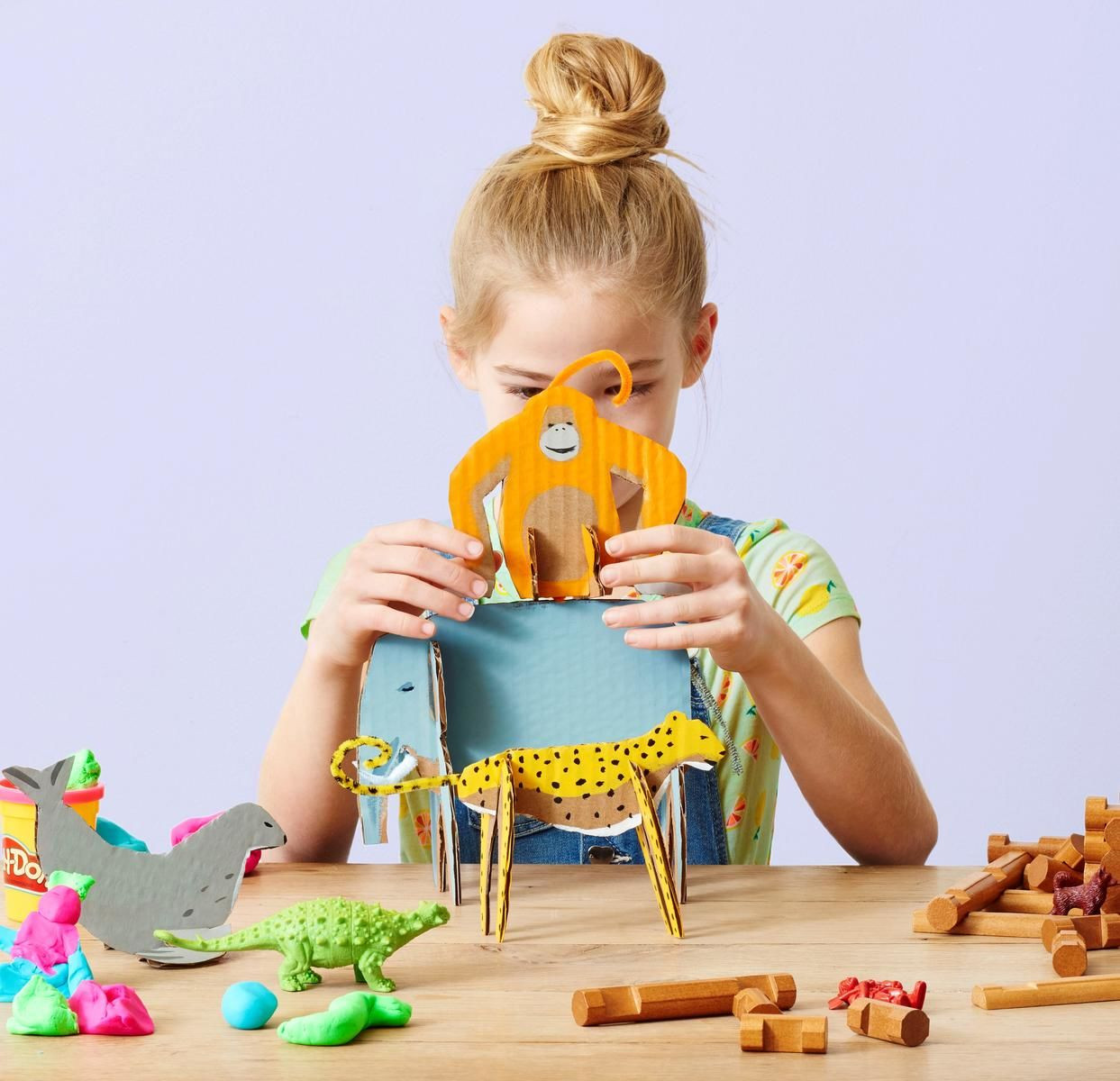 Best ideas about Arts And Crafts For Little Kids . Save or Pin Cool Paper Crafts for Kids Now.