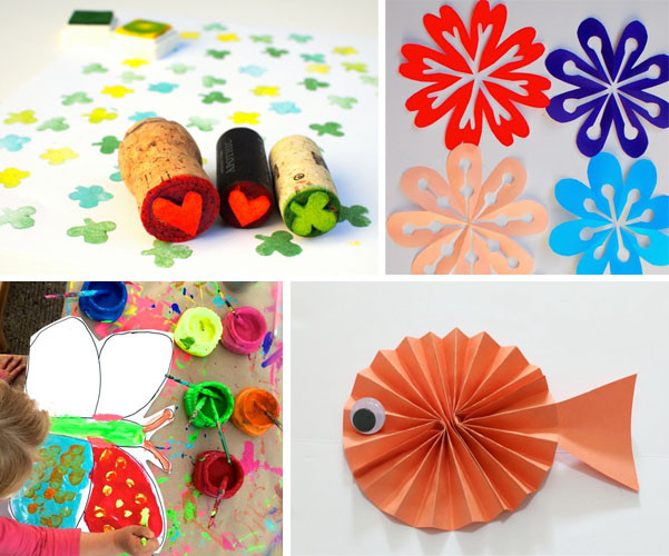 Best ideas about Arts And Crafts Ideas For Kids . Save or Pin 58 Summer Art Camp Ideas ARTBAR Now.