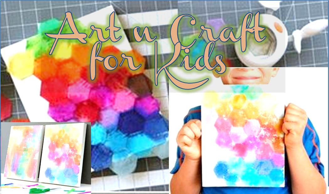 Best ideas about Arts N Craft For Kids . Save or Pin 7 Super cool summer Art n Craft projects for kids Now.