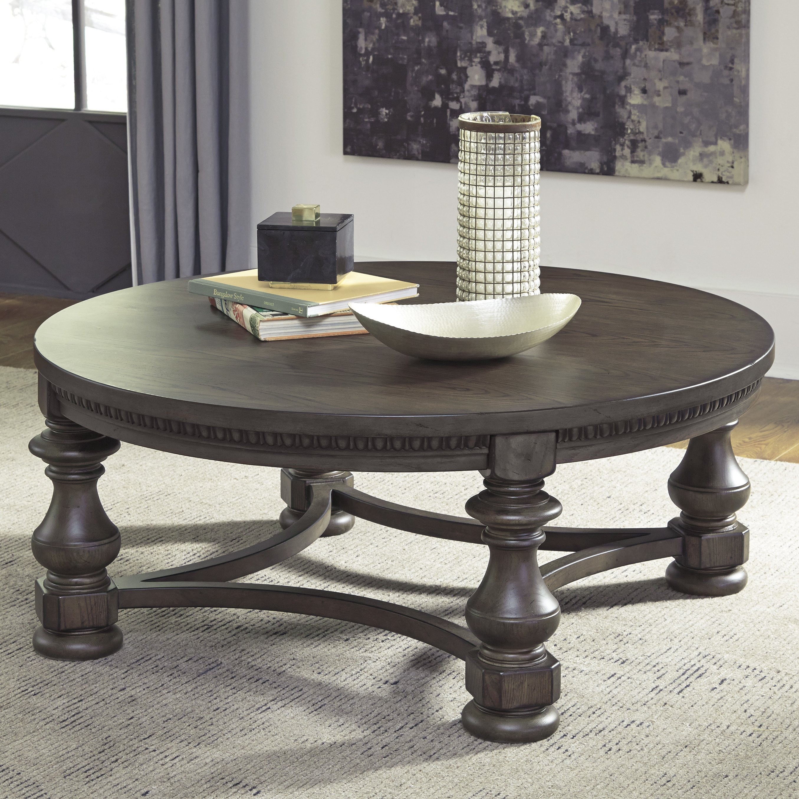 Best ideas about Ashley Coffee Table . Save or Pin Signature Design by Ashley Larrenton Coffee Table Now.