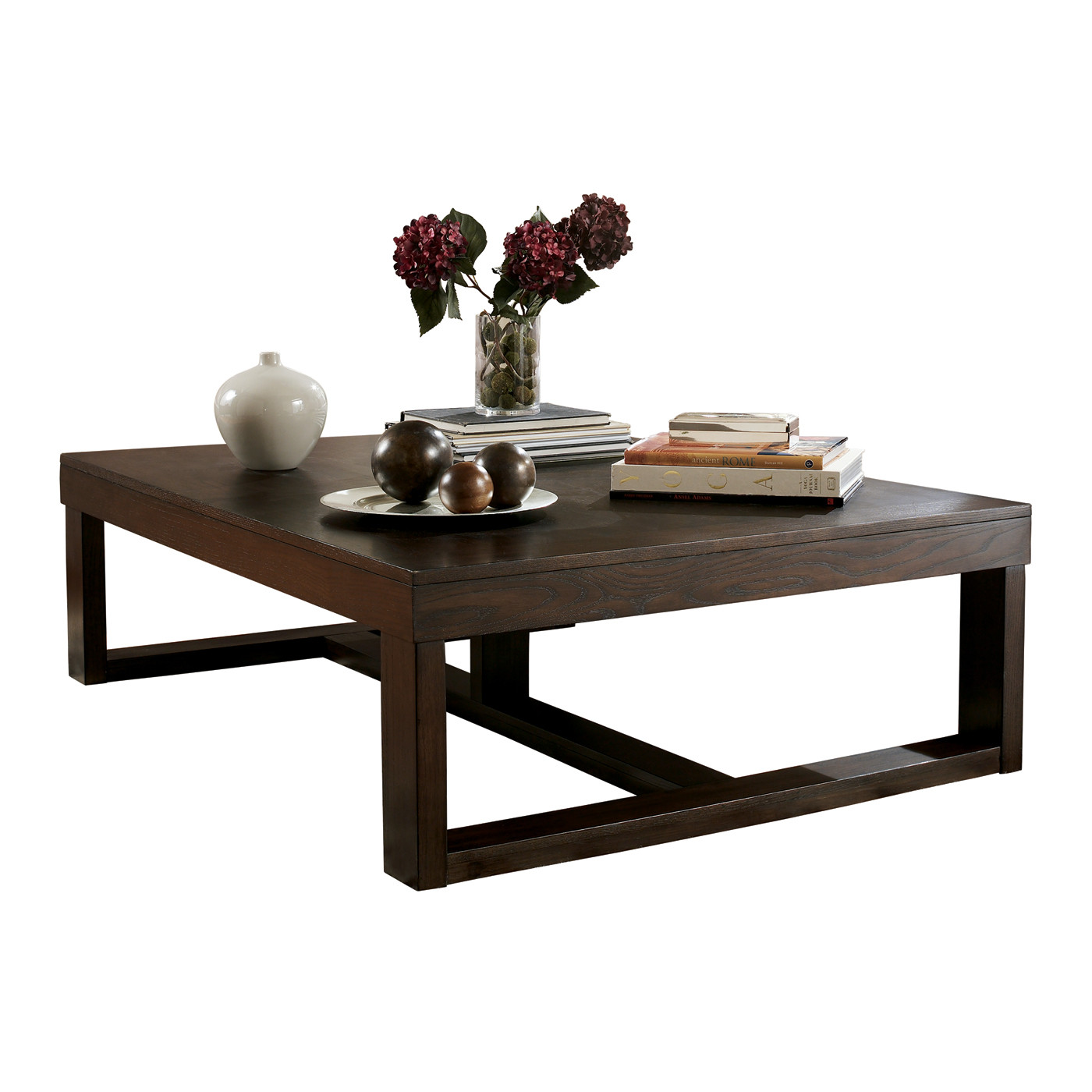 Best ideas about Ashley Coffee Table . Save or Pin Signature Design by Ashley T481 1 Watson Rectangular Now.