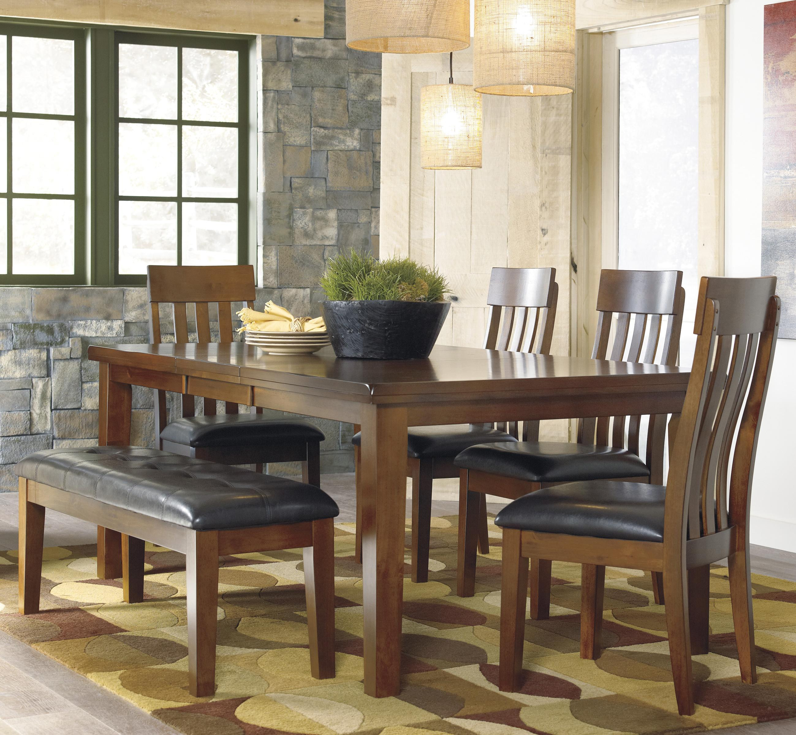 Best ideas about Ashley Furniture Dining Sets . Save or Pin Signature Design by Ashley Furniture Ralene Casual 6 Piece Now.