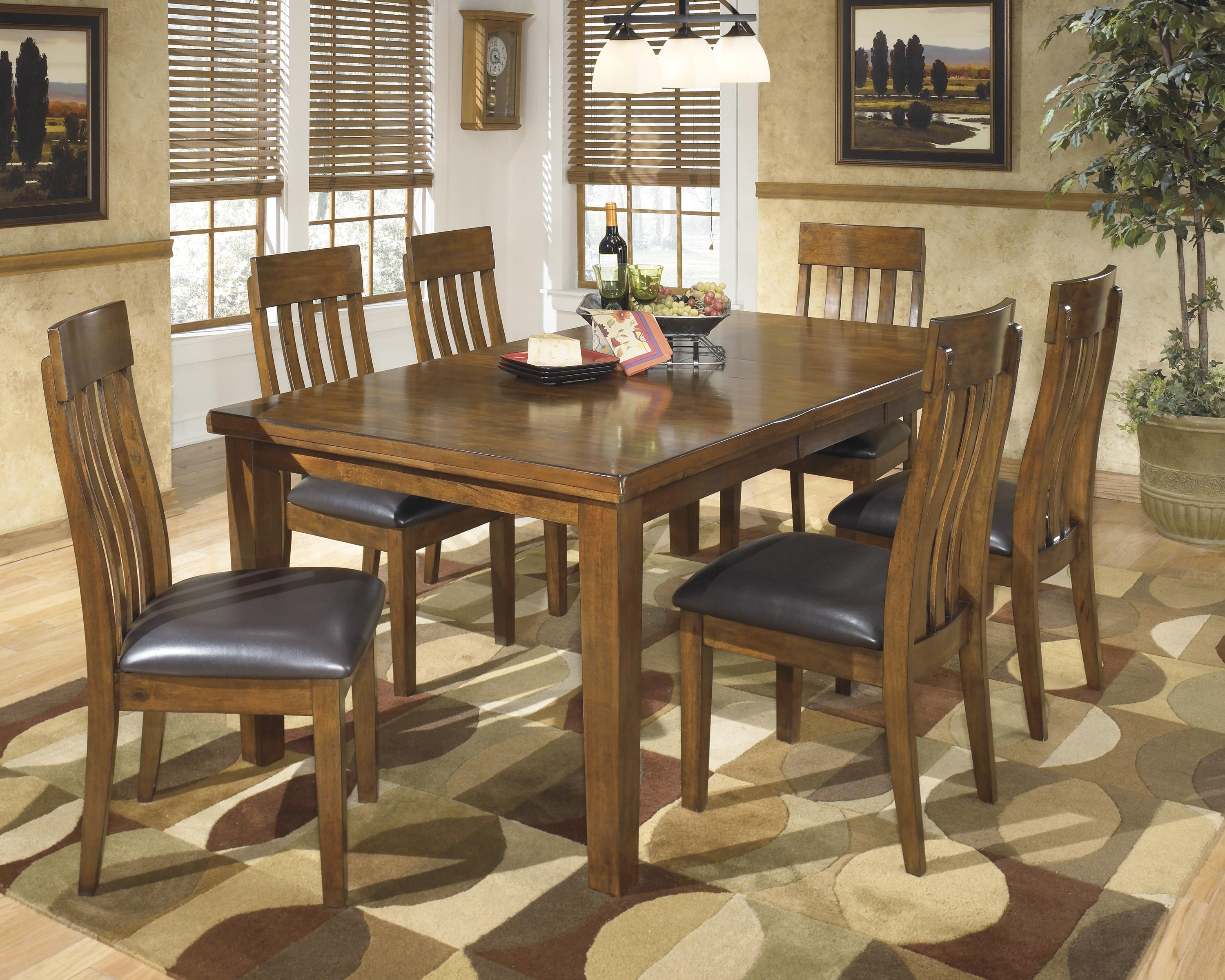 Best ideas about Ashley Furniture Dining Sets . Save or Pin Ashley Signature Design Ralene Casual 7 Piece Dining Set Now.