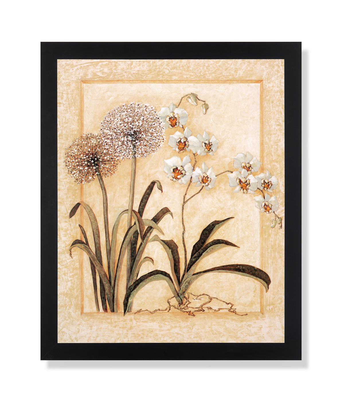 Best ideas about Asian Wall Art . Save or Pin Oriental Asian Flower Japanese Contemporary Wall Picture Now.