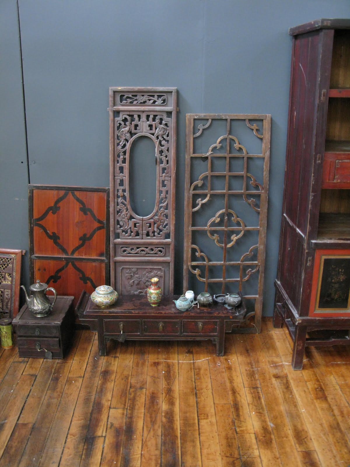 Best ideas about Asian Wall Art . Save or Pin Oriental Screens and Wall Decor Now.