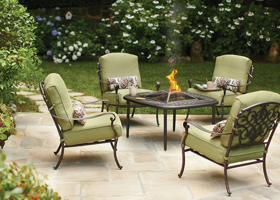 Best ideas about At Home Patio Furniture . Save or Pin Martha Stewart Patio Furniture Home Depot Now.