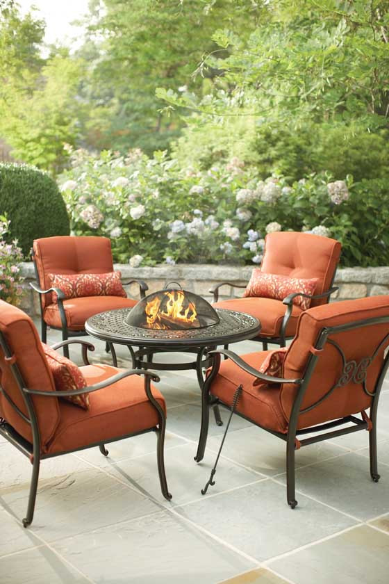 Best ideas about At Home Patio Furniture . Save or Pin Home Depot Martha Stewart Patio Furniture Now.