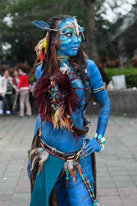 Best ideas about Avatar Costume DIY . Save or Pin Avatar Costumes Now.