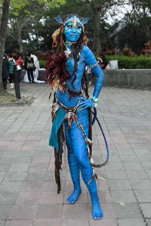 Best ideas about Avatar Costume DIY . Save or Pin An Awesome Avatar Costume CostumeModels Now.