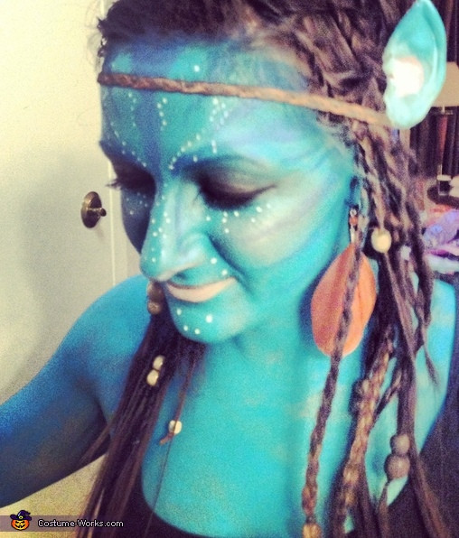 Best ideas about Avatar Costume DIY . Save or Pin DIY Avatar Costume Now.