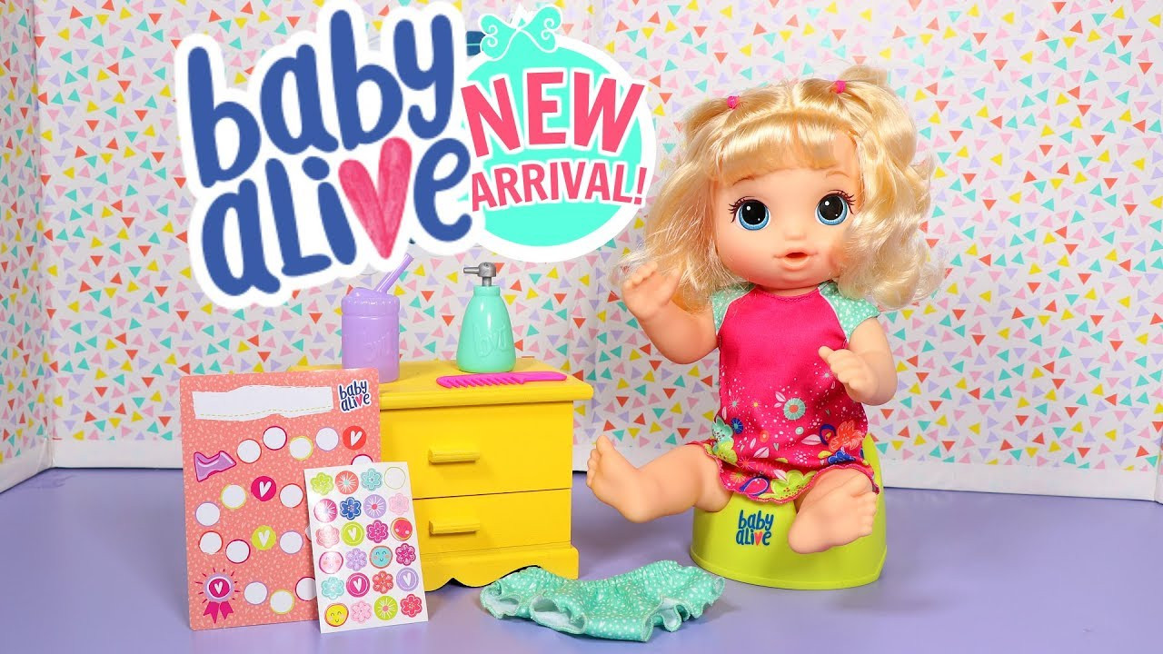 Best ideas about Baby Alive Toilet . Save or Pin Baby Alive Potty Dance Baby Doll Play pretend potty Now.