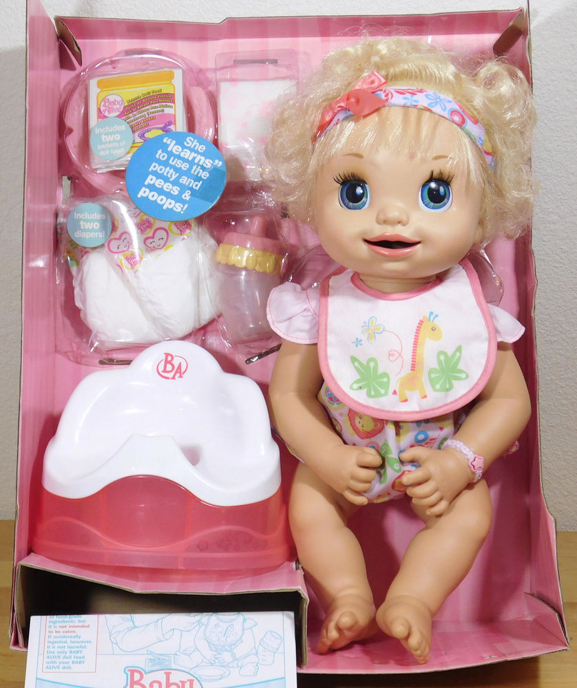Best ideas about Baby Alive Toilet . Save or Pin Learn to Potty Chair 2007 Baby Alive Doll Magnetic Bottle Now.