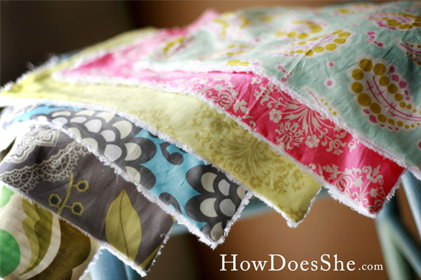 Best ideas about Baby Burp Cloths DIY . Save or Pin Gorgeous Designer Baby Burp Cloths Now.