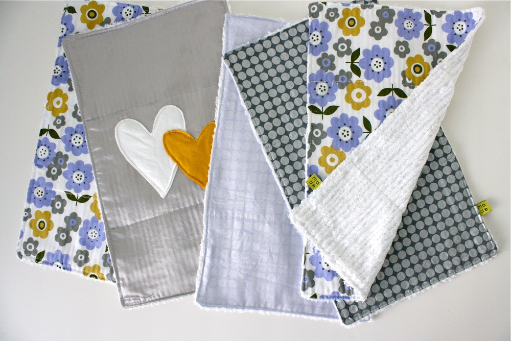 Best ideas about Baby Burp Cloths DIY . Save or Pin Burp Cloth Gift Sets – MADE EVERYDAY Now.