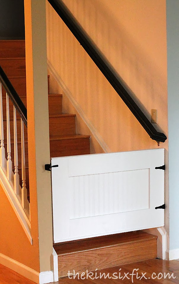 Best ideas about Baby Gate DIY . Save or Pin Sharing at these parties Now.