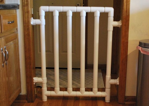 Best ideas about Baby Gate DIY . Save or Pin How to Build a Safe and Strong Baby Gate 11 Steps with Now.