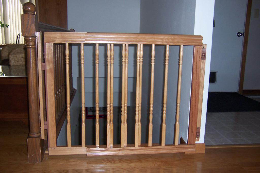 Best ideas about Baby Gate For Top Of Stairs . Save or Pin The Best Baby Gate for Top of Stairs Design that You Must Now.
