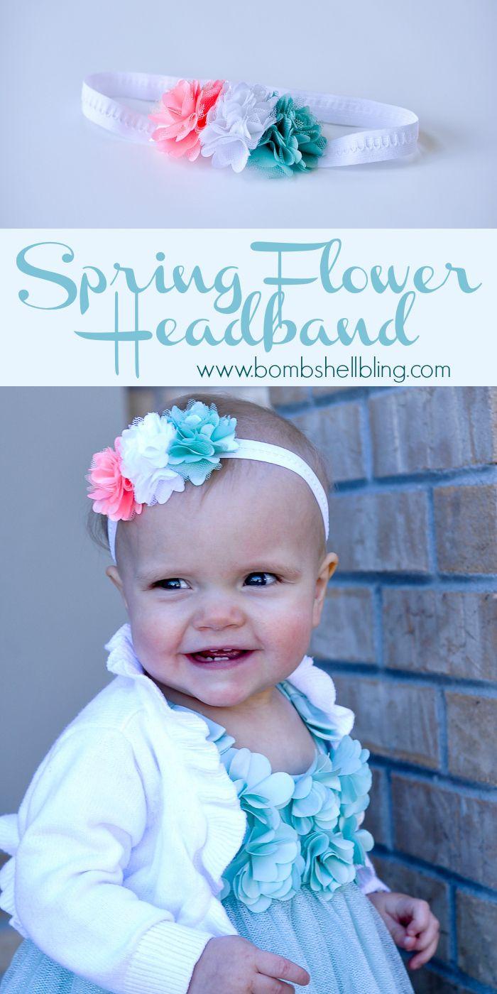 Best ideas about Baby Girl Headband DIY . Save or Pin Best 25 Diy baby headbands ideas on Pinterest Now.