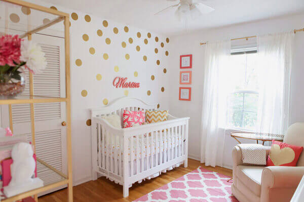 Best ideas about Baby Girls Room Decor Ideas . Save or Pin 100 Adorable Baby Girl Room Ideas Now.