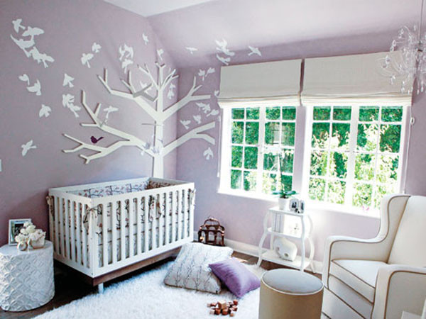 Best ideas about Baby Girls Room Decor Ideas . Save or Pin Baby Girl Nursery Decoration Ideas Now.