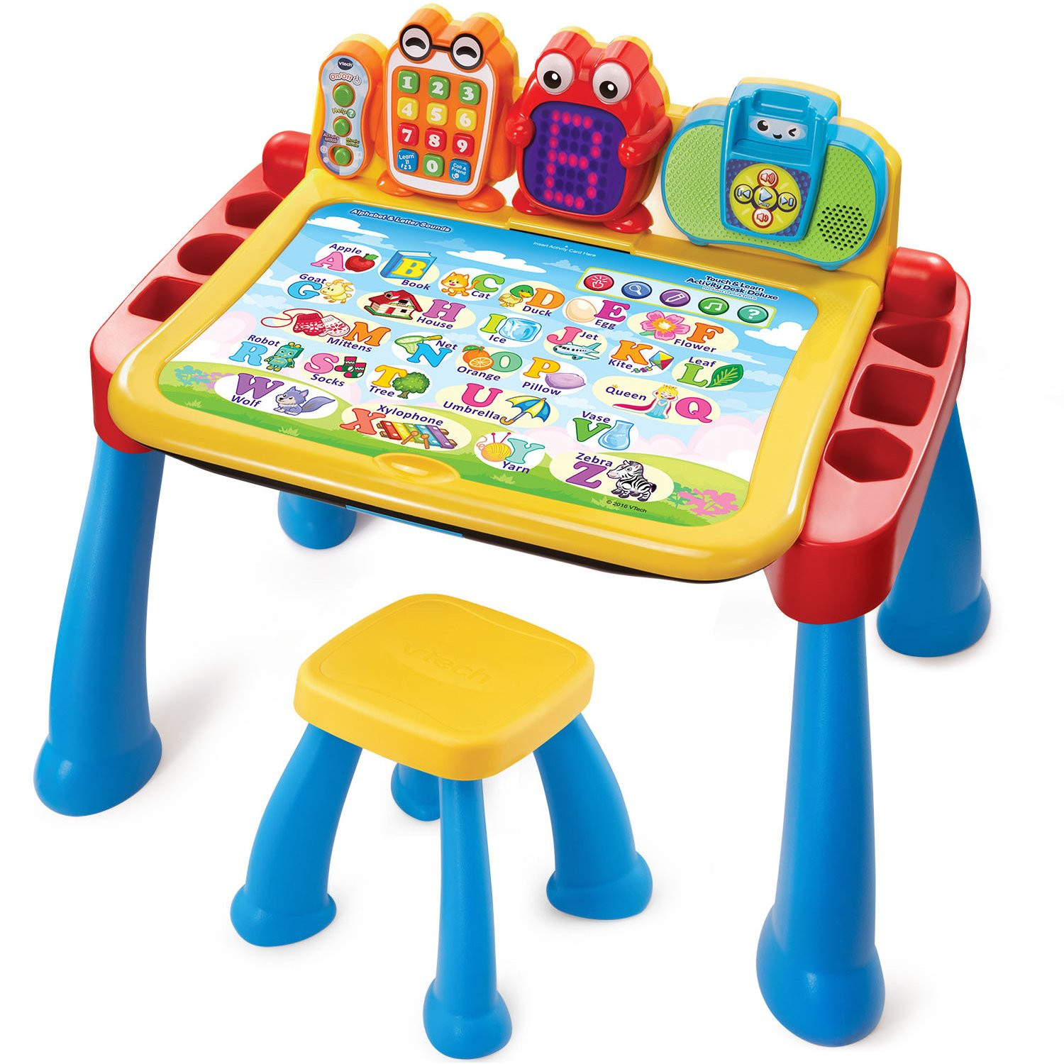 Best ideas about Baby Learning Table . Save or Pin Toddler Activity Table Baby Kids Interactive Vtech Now.