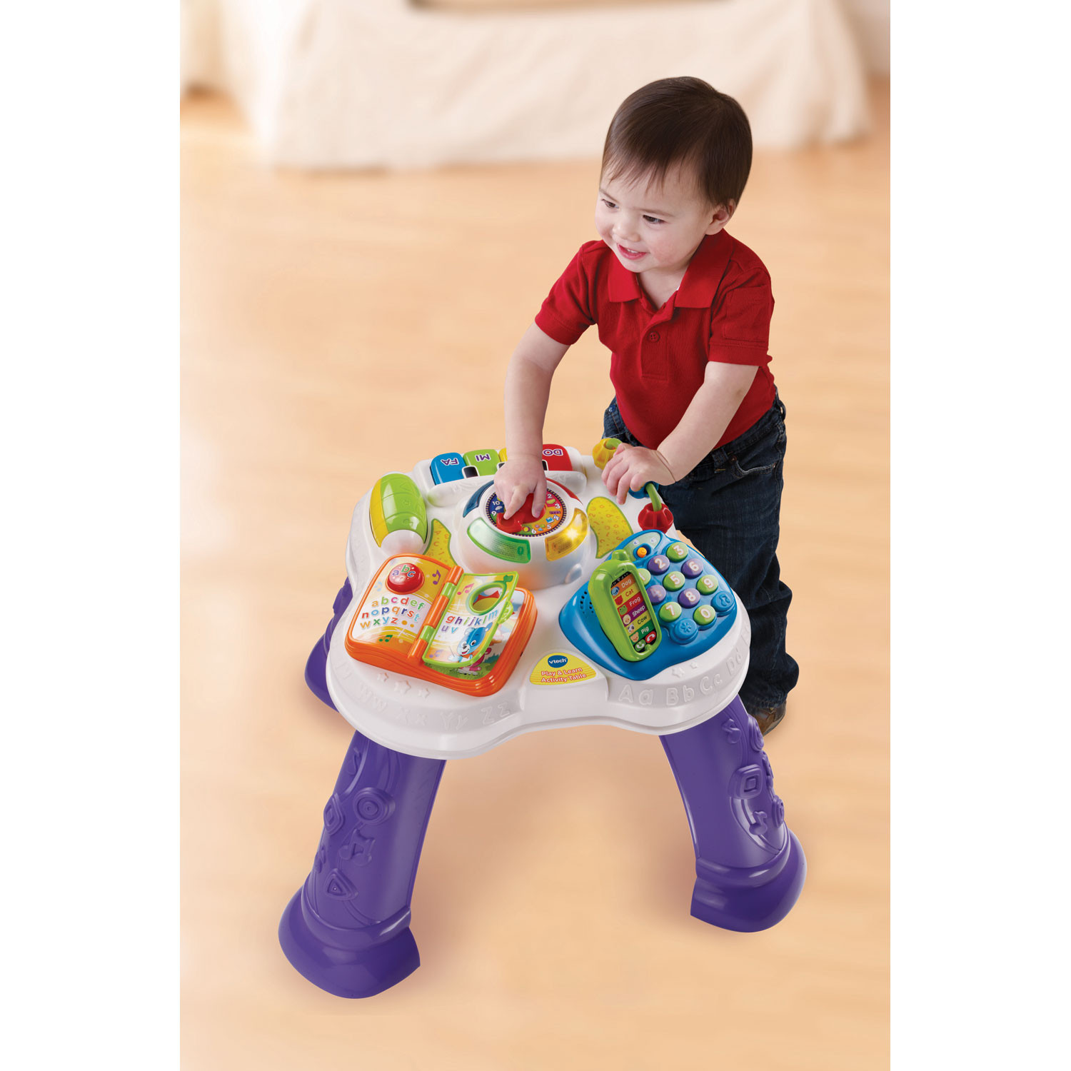 Best ideas about Baby Learning Table . Save or Pin Vtech Baby Educational Play AND Learn Activity Table Now.