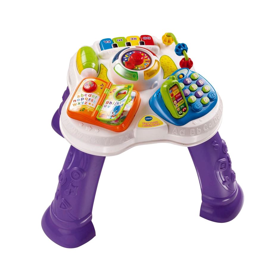 Best ideas about Baby Learning Table . Save or Pin VTech Sit to Stand Learn & Discover Table Kids Baby Now.