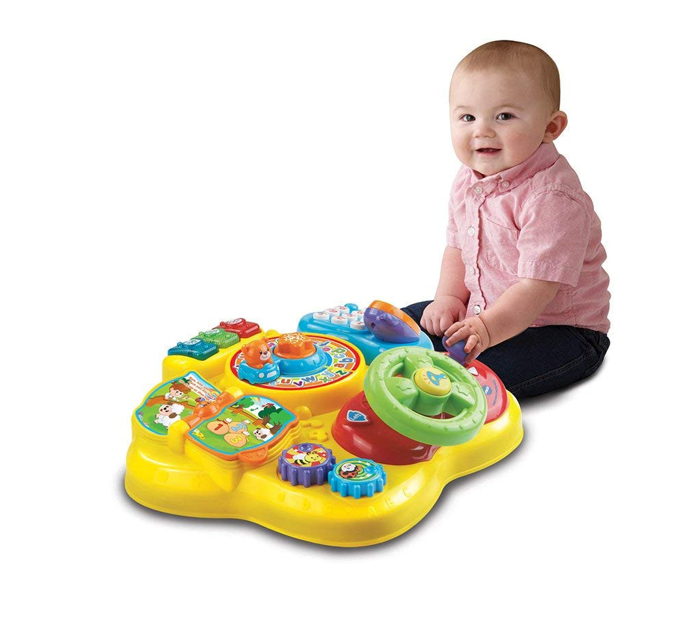 Best ideas about Baby Learning Table . Save or Pin VTech Magic Star Baby Learning Educational Activity Table Now.