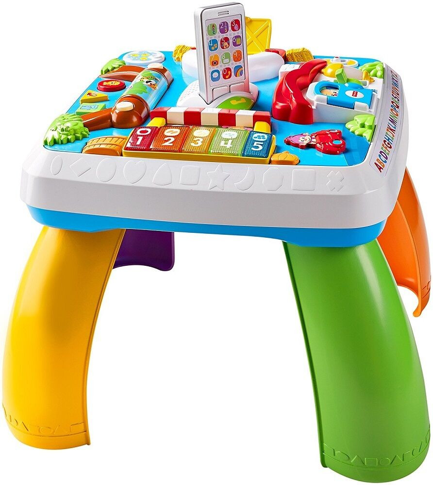 Best ideas about Baby Learning Table . Save or Pin Learning Activity Table Baby Toys Develop Sitting Standing Now.