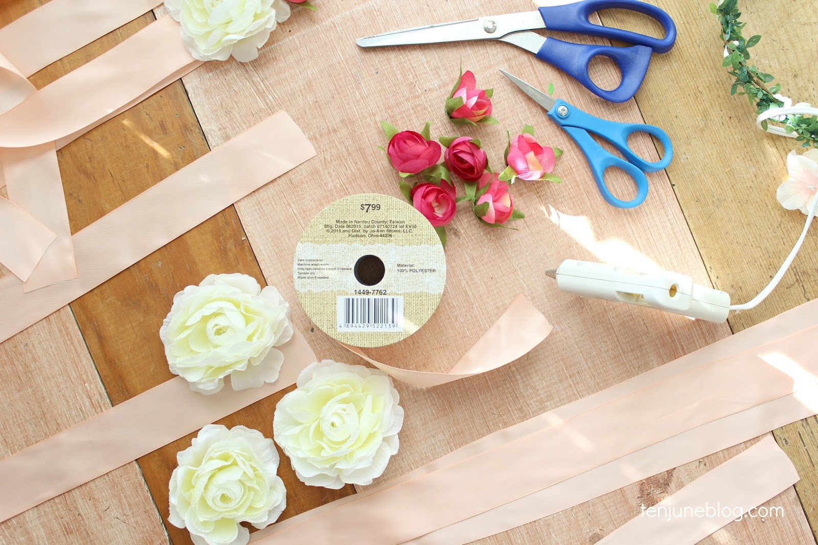 Best ideas about Baby Shower Corsages DIY . Save or Pin Ten June DIY Floral Wristlet Corsage for Baby Bridal Shower Now.