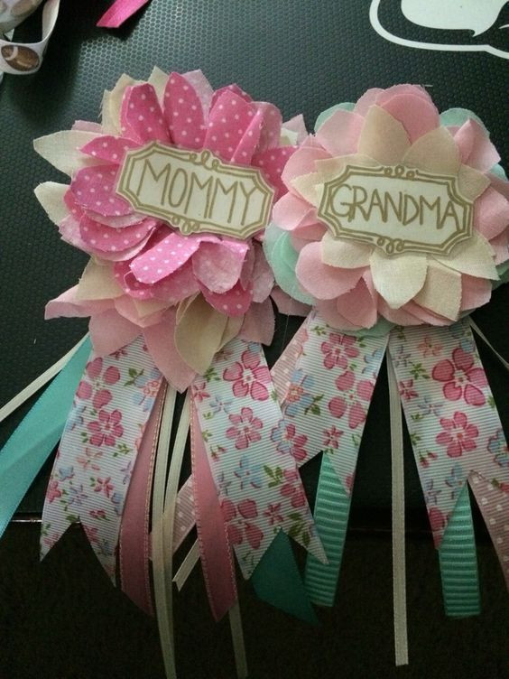Best ideas about Baby Shower Corsages DIY . Save or Pin 17 DIY Baby Shower Ideas for a Girl Now.