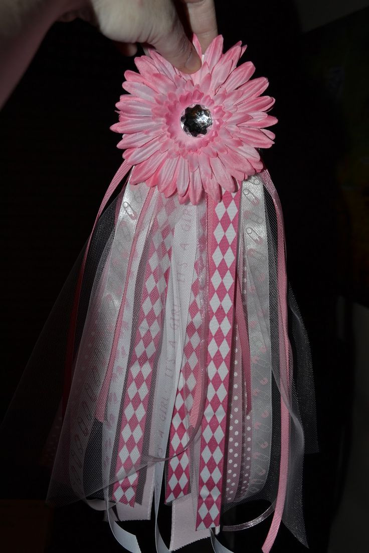 Best ideas about Baby Shower Corsages DIY . Save or Pin 195 best Baby Shower Corsages images on Pinterest Now.