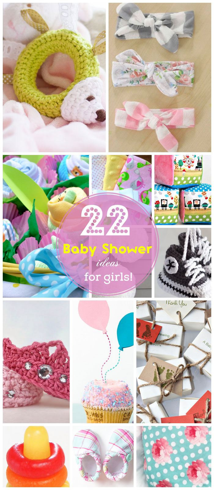 Best ideas about Baby Shower DIY Ideas . Save or Pin 55 Easy Baby Shower Ideas for Girls Now.