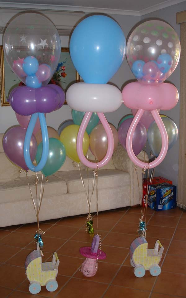Best ideas about Baby Shower DIY Ideas . Save or Pin 22 Cute & Low Cost DIY Decorating Ideas for Baby Shower Party Now.