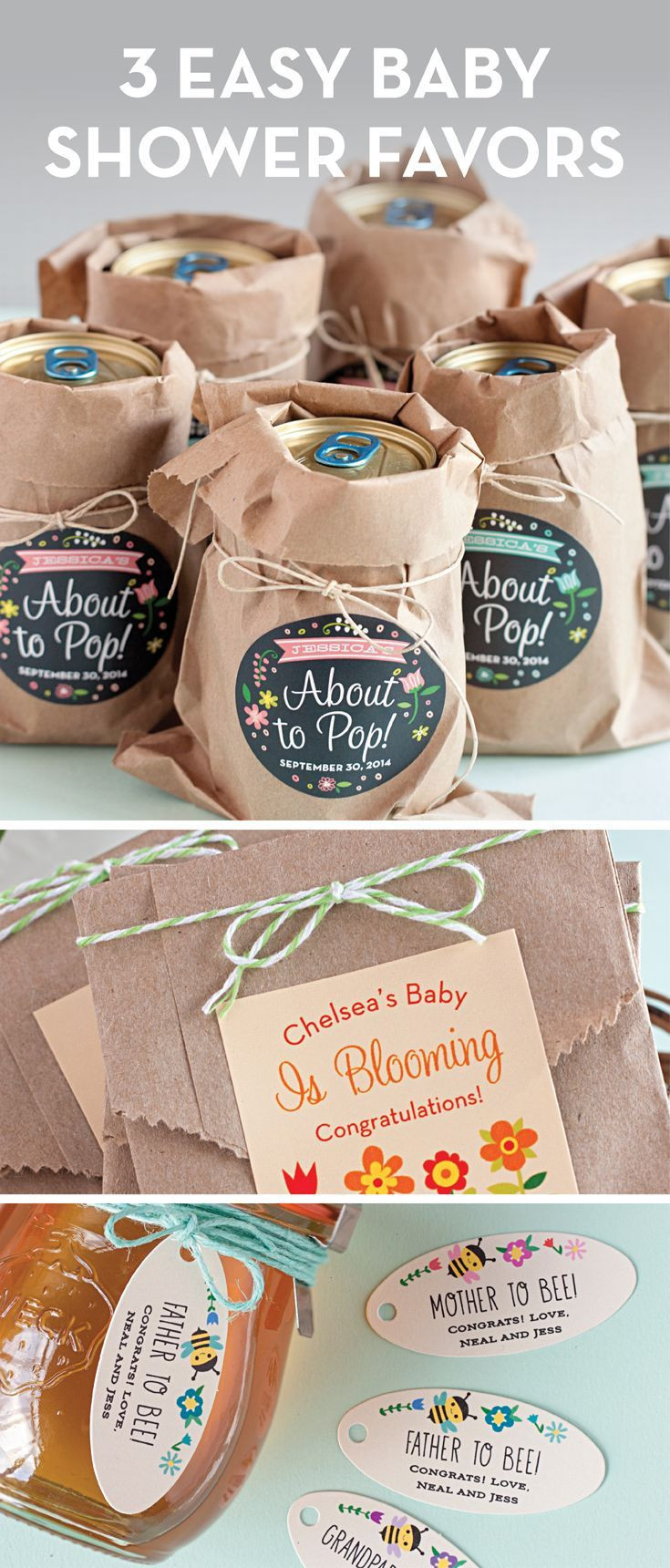 Best ideas about Baby Shower Favors DIY . Save or Pin 99 best Showers images on Pinterest Now.