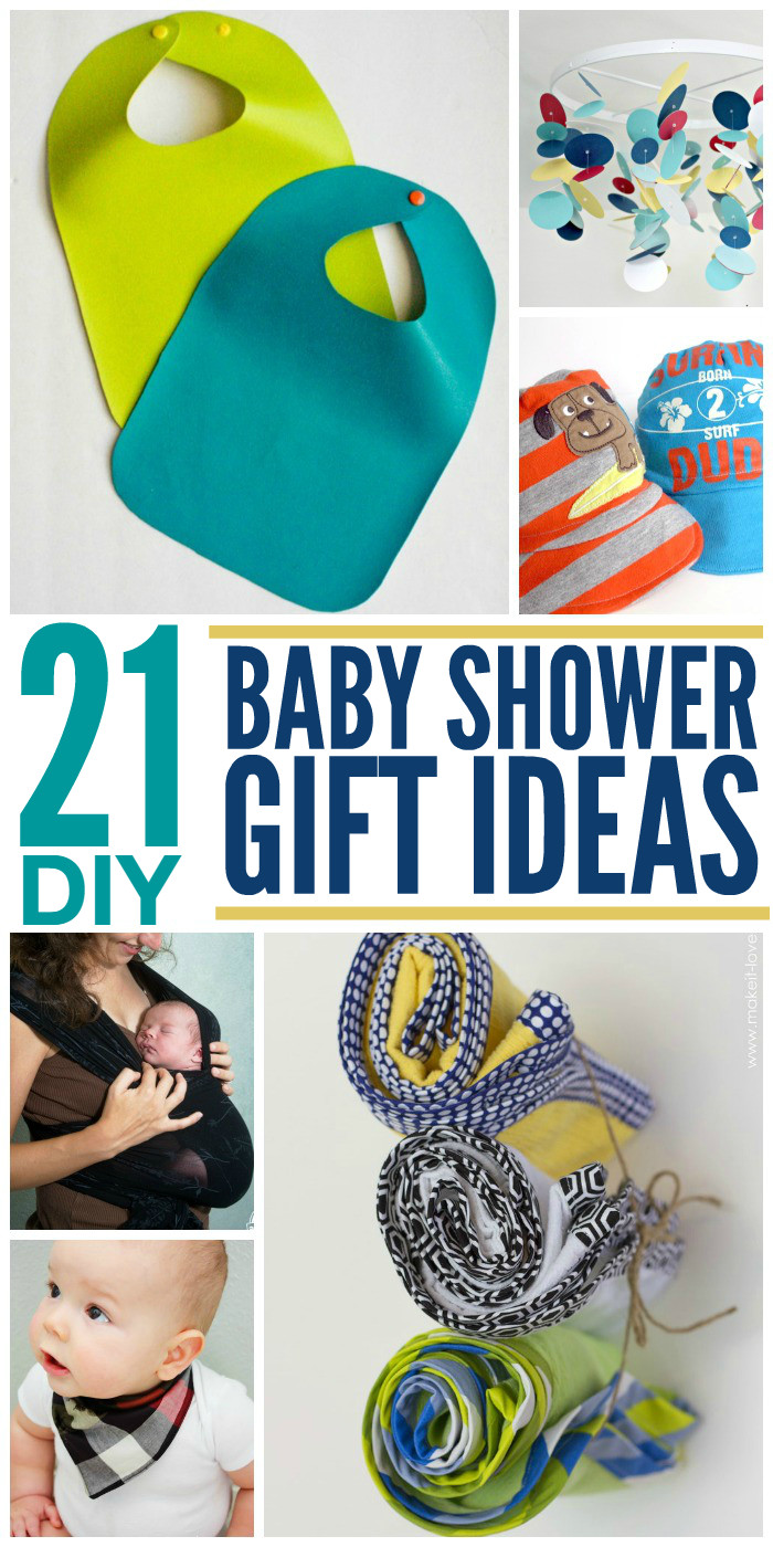 Best ideas about Baby Shower Gift Ideas DIY . Save or Pin 21 Adorable DIY Gifts for Baby Showers Now.