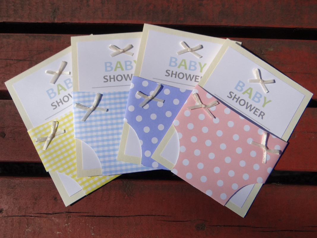 Best ideas about Baby Shower Invitations DIY . Save or Pin diy baby shower invitations Now.